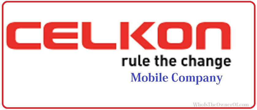 Owner of Celkon Mobile Company Logo and Wiki