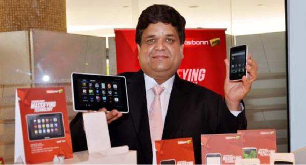owner of Karbonn Mobiles India