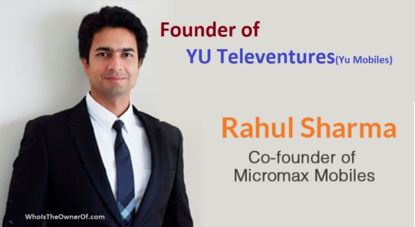 Who is the owner of YU Televentures Mobiles Company