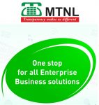 Who is the owner of MTNL India - Wiki and Logo
