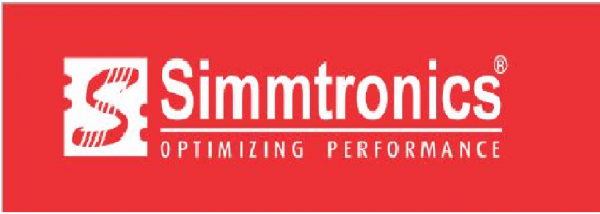 Who is the owner of Simmtronics India - Wiki and Logo