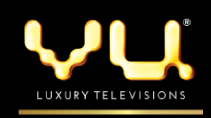 Who is the owner of Vu Televisions India - Wiki and Logo