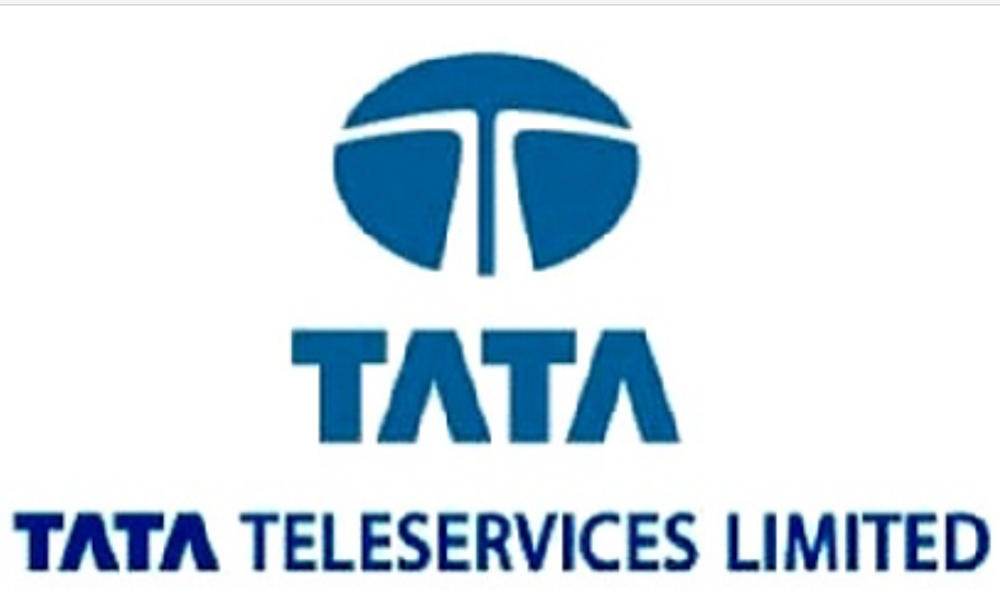 Who is the owner of tata teleservices India - Wiki and Logo