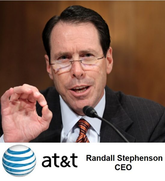 CEO of AT&T Inc Wiki - Profile