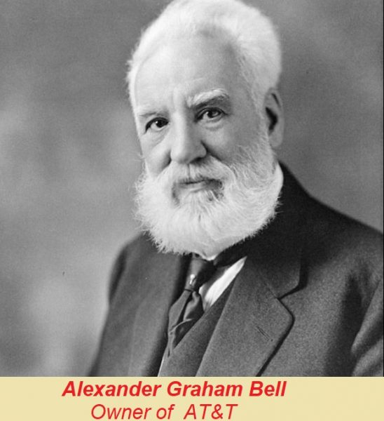 owner of AT&T Company Wiki - Founder