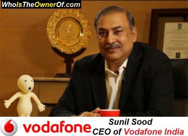 CEO of Vodafone India Wiki - Profile