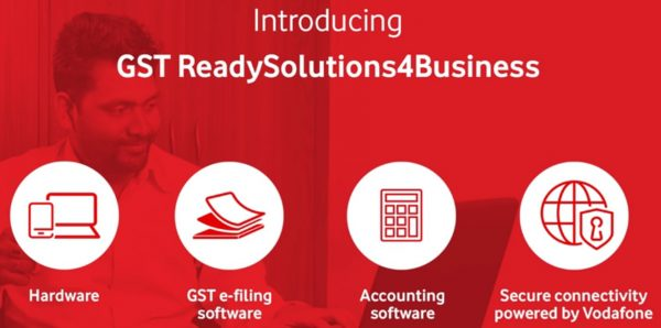 owner of Vodafone India GST e-filing solutions