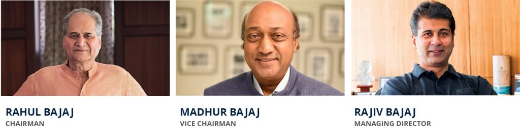 Owner of Bajaj Auto Limited - Board of Directors - Wiki - Profile