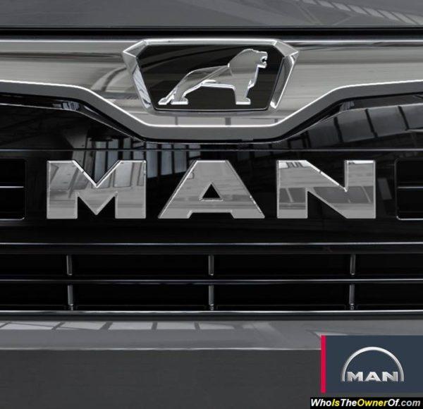 Owner of MAN Trucks new look- Wiki - Logo