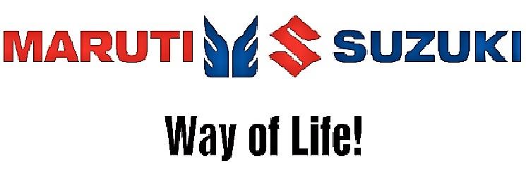 Logo Of Maruti Suzuki India Ltd