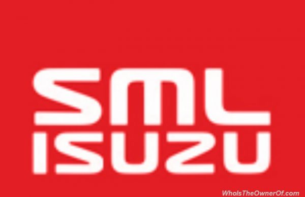 Who is the owner of SML Isuzu Ltd -Wiki - Logo