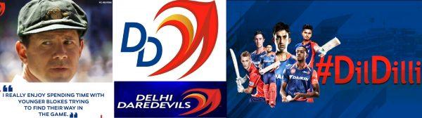 Owner of Delhi Daredevils Team India -Wiki - Logo