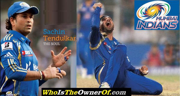 Owner of Mumbai Indians Team - Sachin Tendulkar Wiki