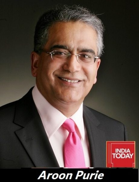 owner of Aaj Tak Aroon Purie - Wiki and Profile