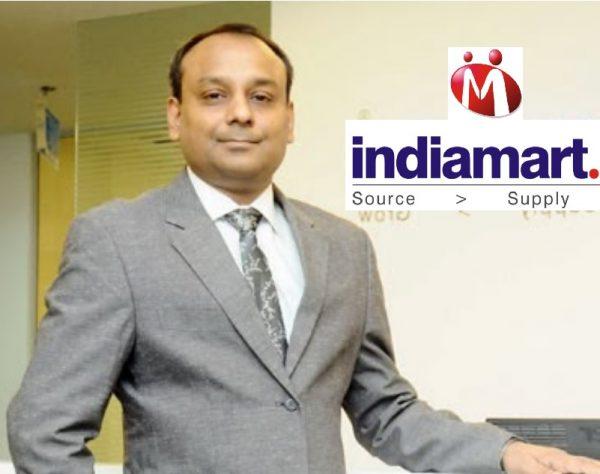 owner of Indiamart Dinesh Agarwal wiki - profile