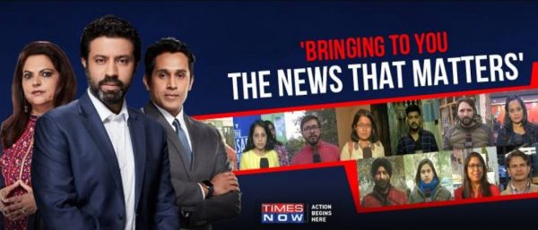 owner of Times Now India - Wiki and Profile
