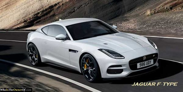 F‑TYPE JAGUAR Image and Photos