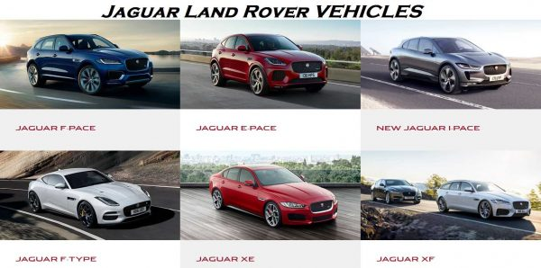 Jaguar Land Rover VEHICLES All Images - Photos
